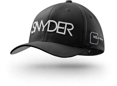 Czapka golfowa SNYDER Just Black S/M